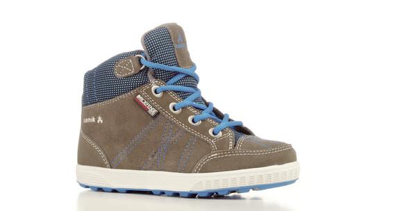 Kamik Wheelie Shoes Kids brown
